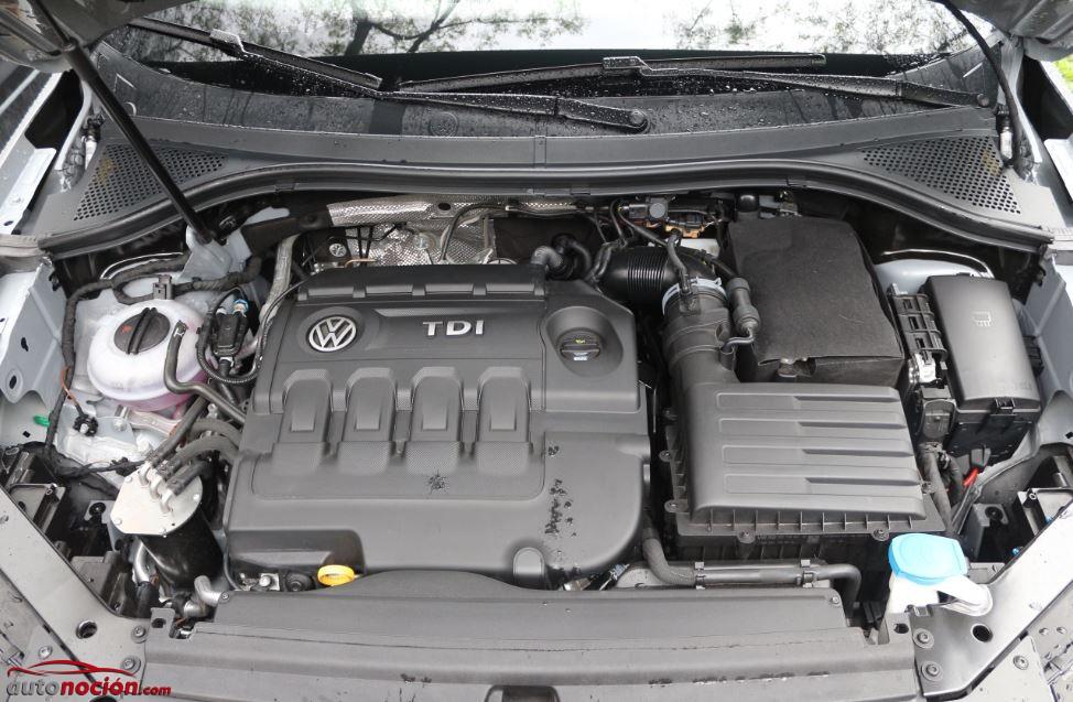 Prueba Volkswagen Tiguan 38
