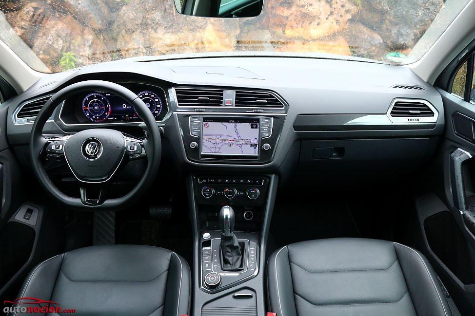 Prueba Volkswagen Tiguan 50
