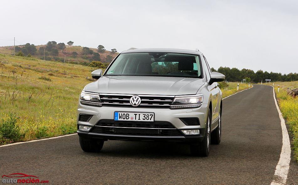 Prueba Volkswagen Tiguan 56
