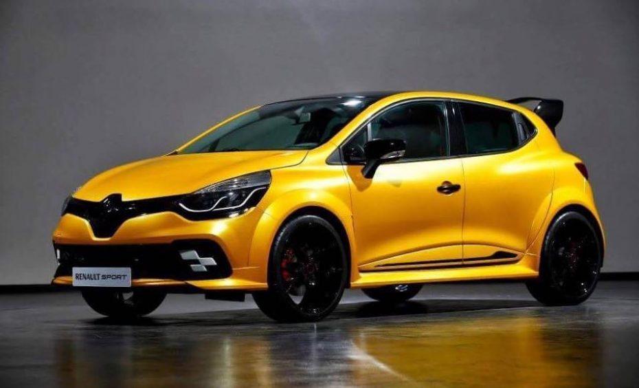 ¿En Renault Clio RS con más de todo?: Prepárate que vienen curvas…