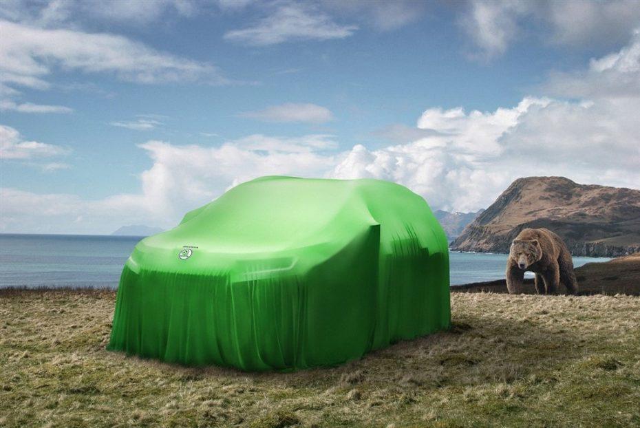 El SUV de ŠKODA está cada vez más cerca: Se llamará Kodiaq y contará con hasta siete plazas