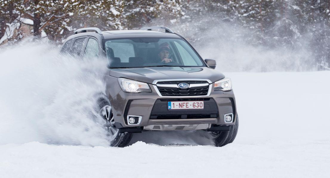 Subaru Forester 7