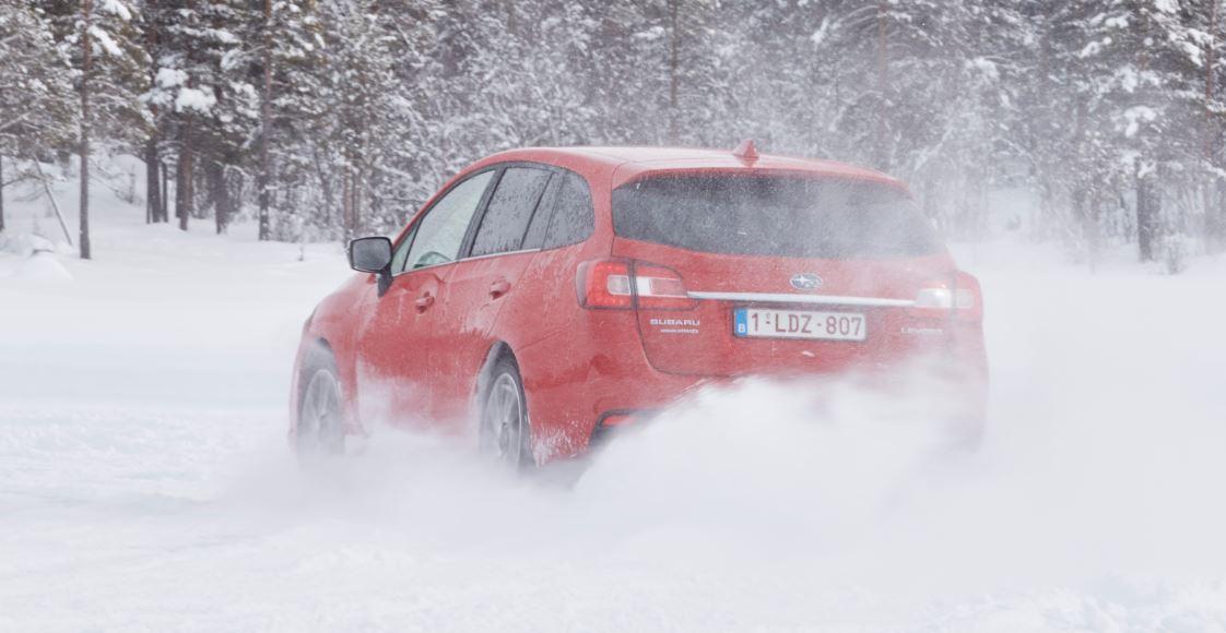 Subaru Levorg 5