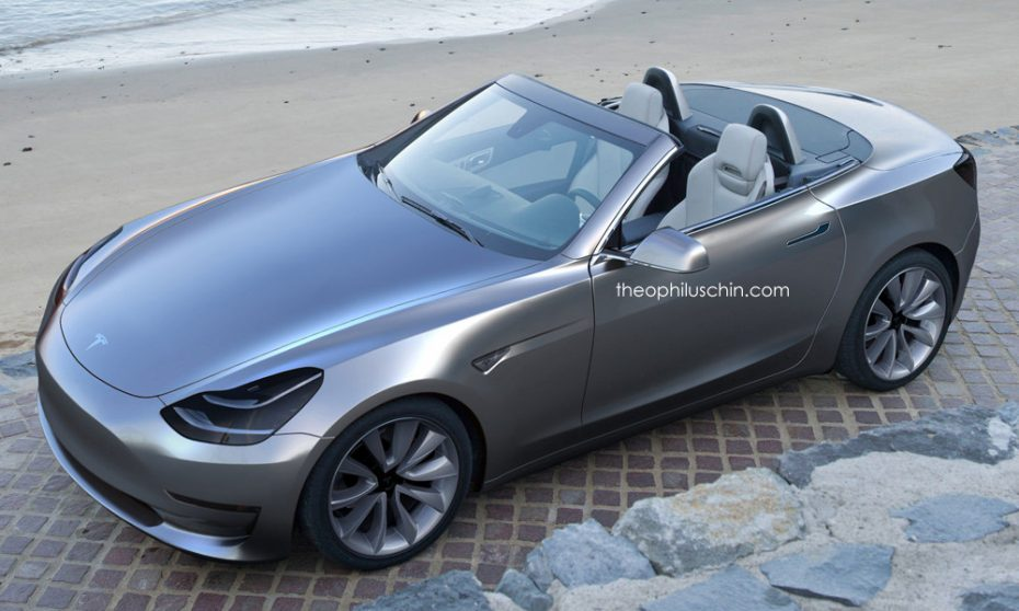 Veremos un nuevo Tesla Roadster y atento, porque será muy superior a lo conocido hasta la fecha