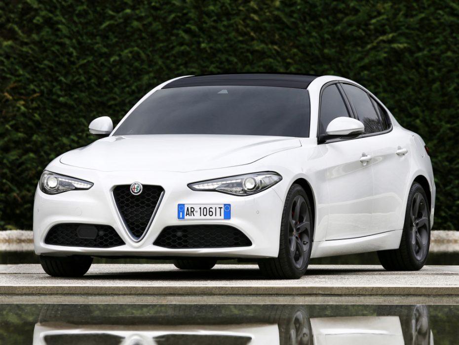Ventas junio 2016, Italia: El Alfa Romeo Giulia se estrena con 800 unidades