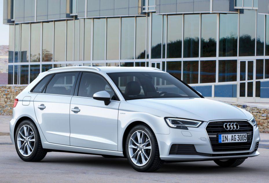 El Audi A3 suma una versión a metano: Denominada g-tron