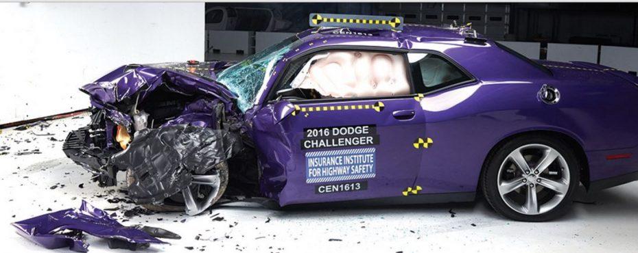 ¡Ojo al dato!; Mustang, Challenger y Camaro: Icónicos pero parece que no muy seguros…