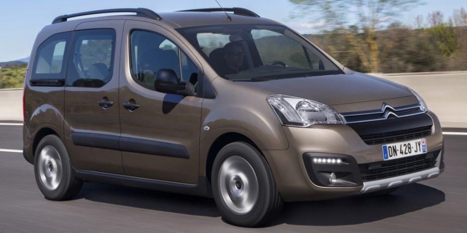 El Citroën Berlingo celebra su 20 aniversario con una serie especial