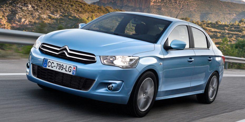 El Citroën C-Elysée recibe una mecánica a GLP: Ideal para los alérgicos al diésel
