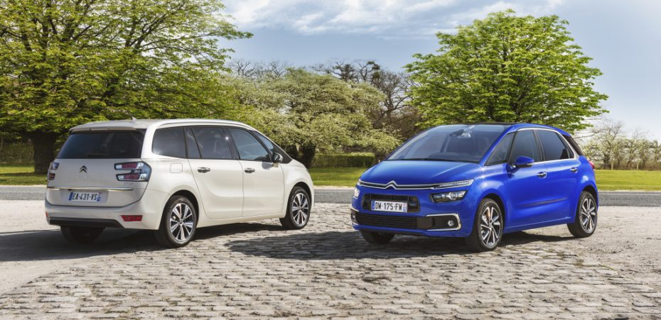 El renovado Citroën C4 Picasso ya está aquí: Todos los precios