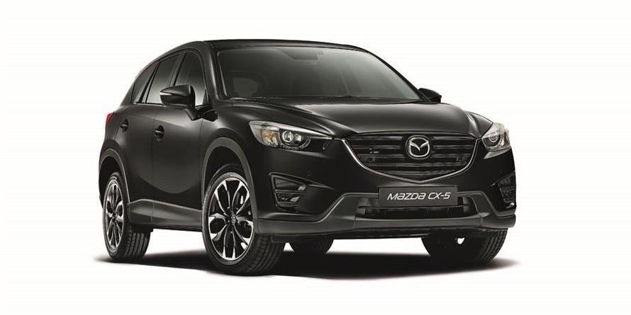 """Mazda estrena la edición """"Black Tech"""" en el CX-5: Más equipo a un precio atractivo"""
