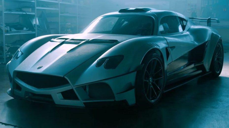 El coche de calle más potente jamás construido en Italia: Evantra Millecavalli, de 0 a 100 km/h en 2.7 segundos…