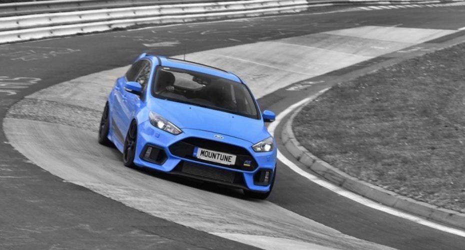 ¿Puede el Ford Focus RS mejorar?: Sí, gracias a la «Fase 1» de Mountune…