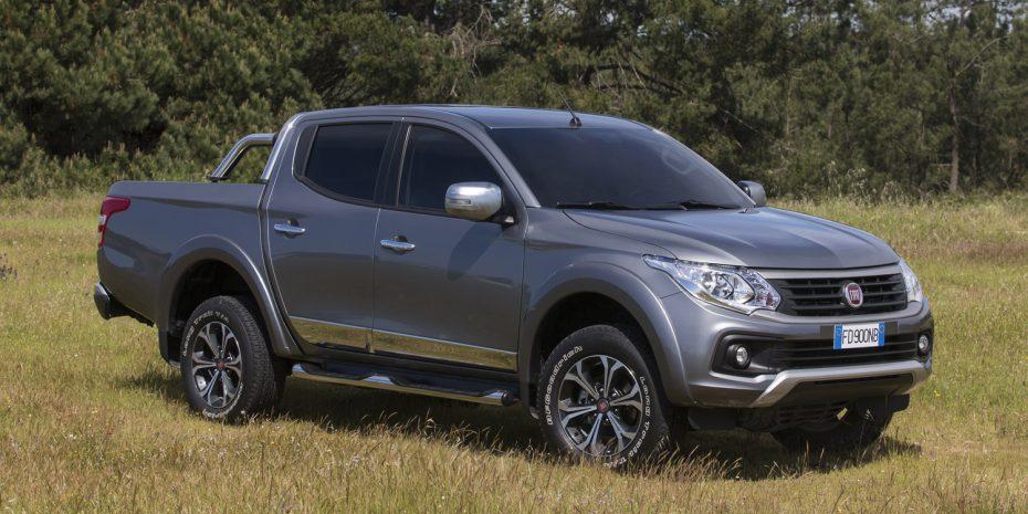 Todos los precios del nuevo Fiat Fullback para España: Dos carrocerías y hasta 181 CV