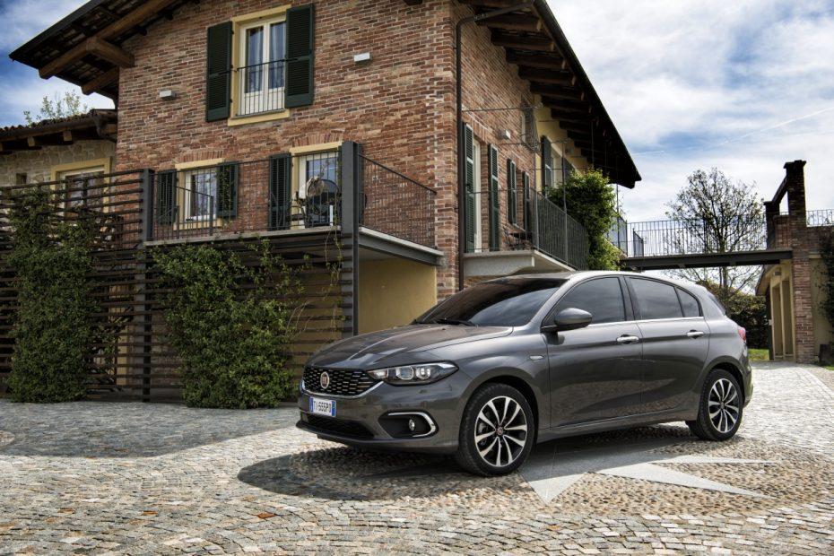 El Fiat Tipo se pone las pilas en Italia: Aquí los 50 modelos más vendidos en abril