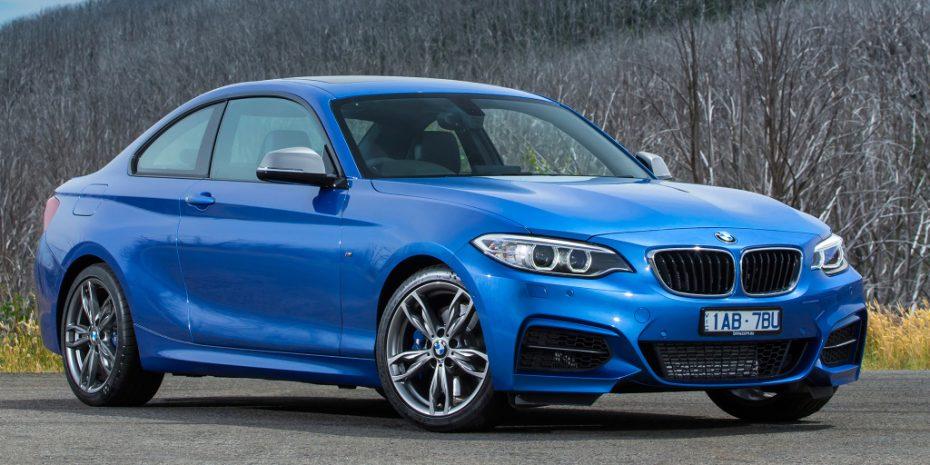 Este verano podrían llegar los BMW M140i y M240i con 340 CV de potencia