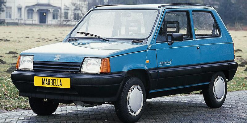 El SEAT Marbella regresará convertido en un A-SUV