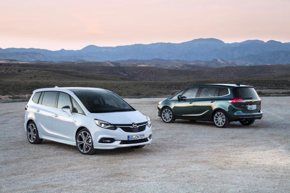 """Todos los precios del nuevo Opel Zafira: Pierde el apellido """"Tourer"""" y gana en empaque"""