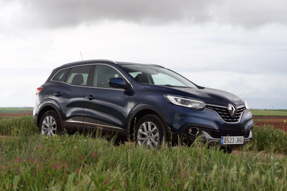 Prueba Renault Kadjar 1.6 dCi 130 CV Zen 2WD: Acierto pleno
