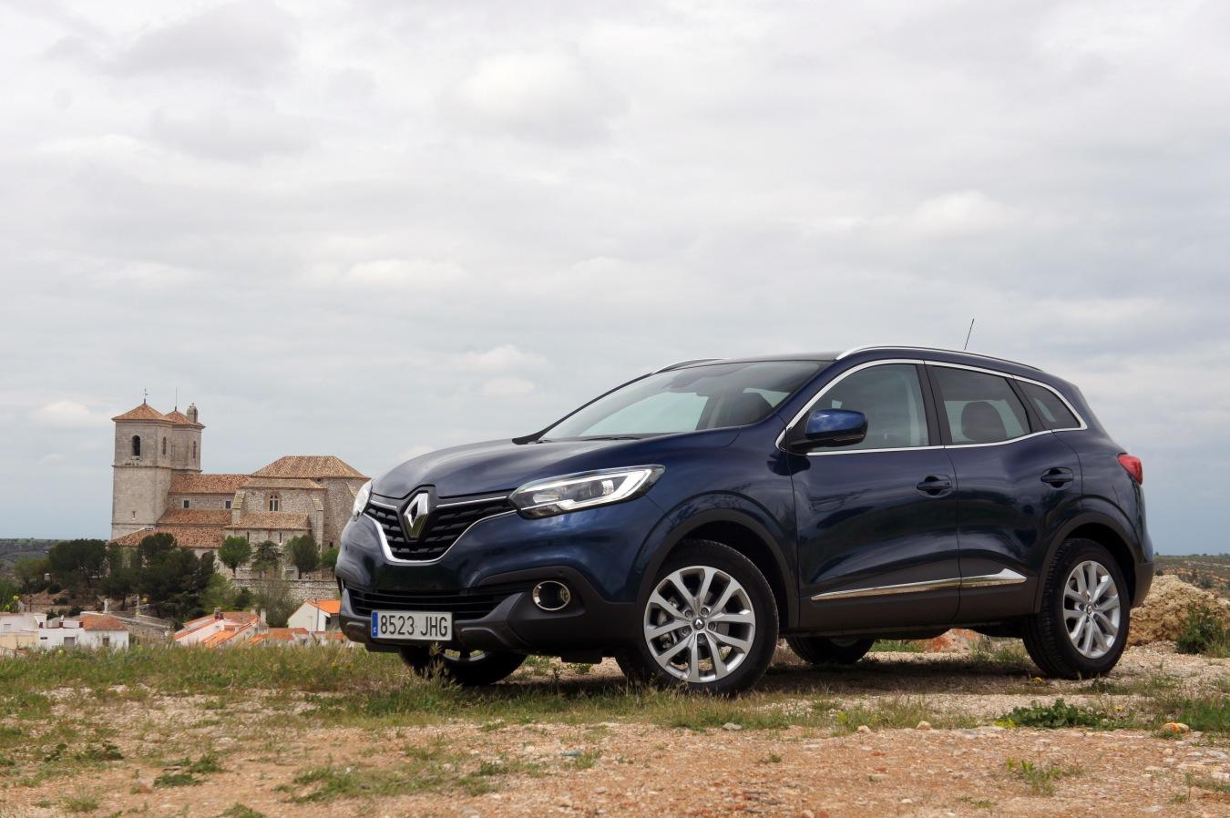 Ventas junio 2016, España: Renault lidera, Fiat en Top10