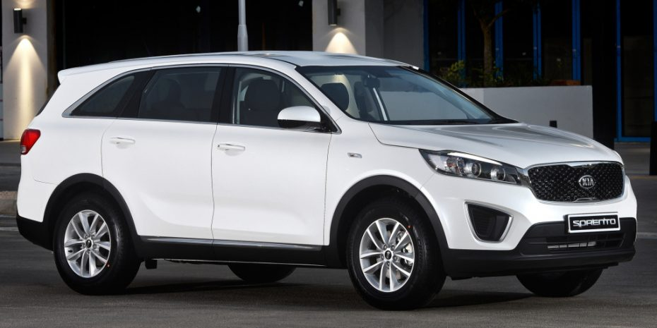 Ventas abril 2016, Corea del Sur: Volkswagen sigue en caída libre