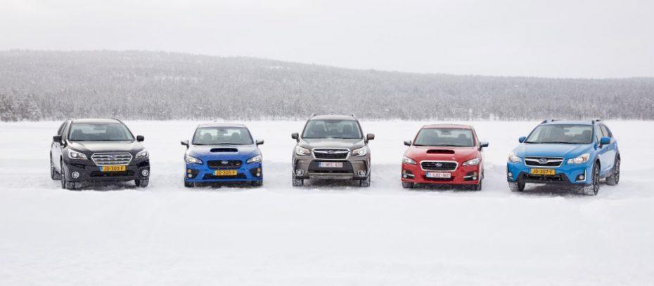 ¿Es la tracción Symmetrical All Wheel Drive de Subaru la mejor del mercado?: Aquí nuestra experiencia