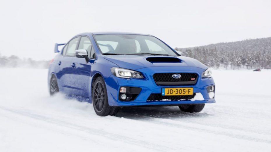 El año que viene veremos otro Subaru WRX pero no completamente nuevo
