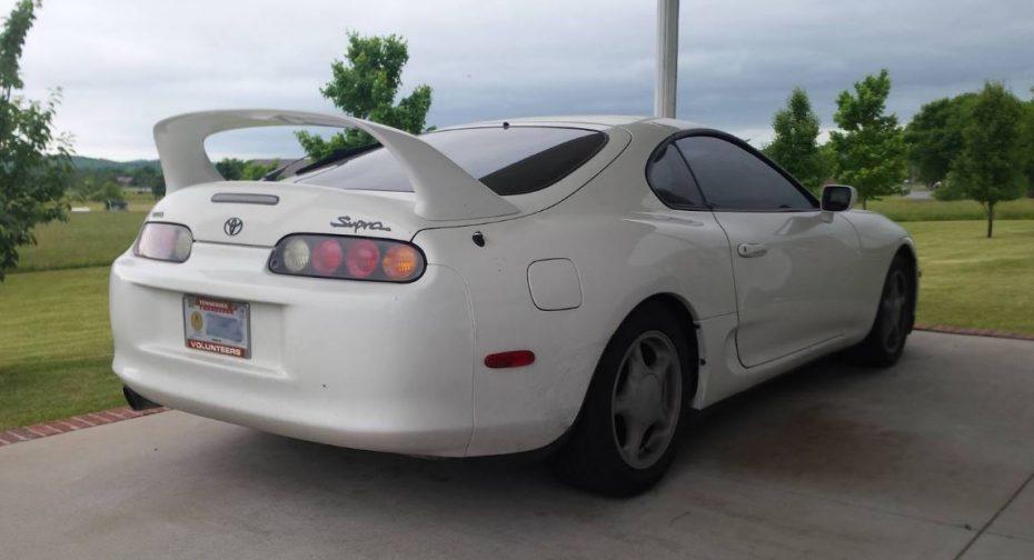 ¿Un Toyota Supra con más de 837.000 km?: Aquí una muestra de la fiabilidad japonesa incluso en deportivos…
