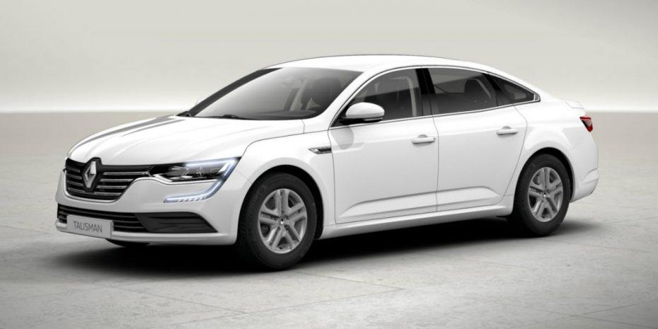 El Renault Talisman ya cuenta con promociones: Desde 21.750 €