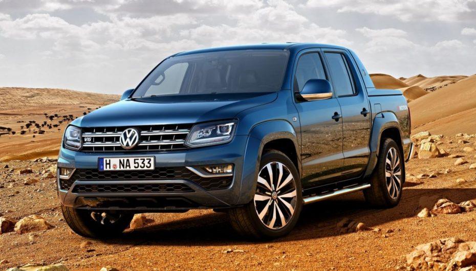 Ya está aquí el renovado Volkswagen Amarok y sí, viene con bastantes novedades