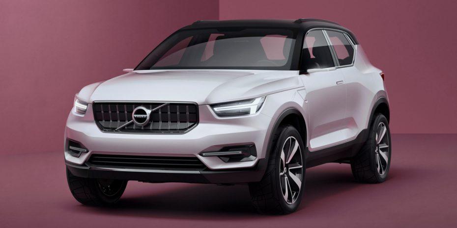 Nuevos Volvo 40.1 y 40.2 Concept: Adelantan los rasgos de los próximos XC40 y S40