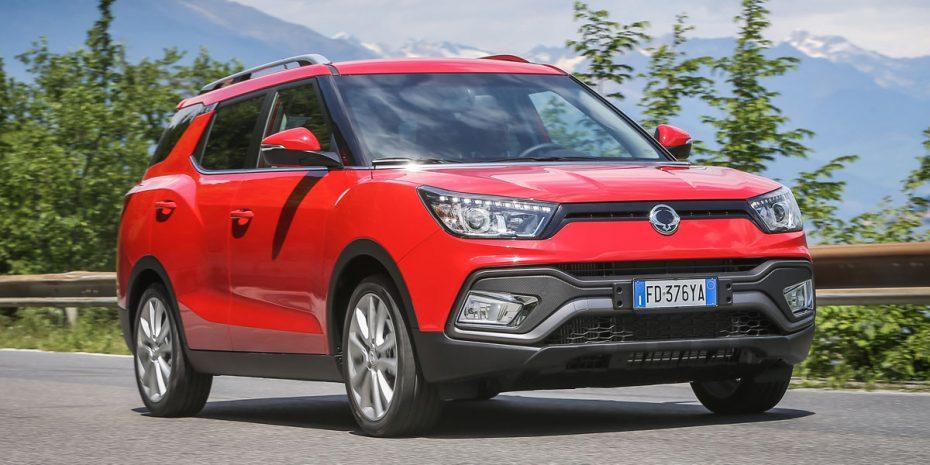 El SsangYong XLV llega al mercado español: Precio competitivo y 720 litros de maletero