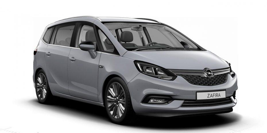 Filtrado el rediseño del Opel Zafira Tourer: Mucho más atractivo