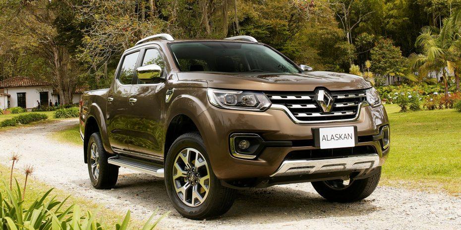 ¡Primicia! Aquí está el nuevo Renault Alaskan: Fabricado en Barcelona y con hasta 190 CV