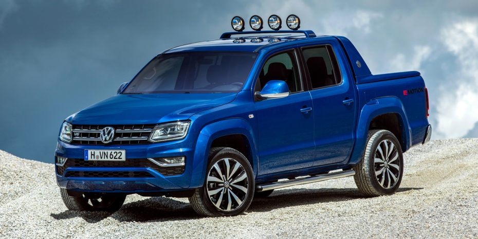 Todos los detalles del renovado Volkswagen Amarok: Estrena motor V6 TDI
