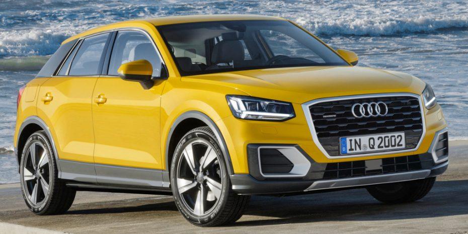 El Audi Q2 ya tiene precio en Alemania: Al nivel del A3
