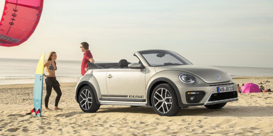Ya a la venta el Volkswagen Beetle Dune: Exótico, diferente y equipado