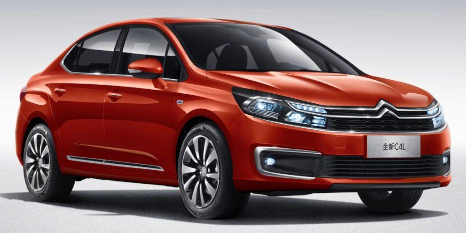 El Citroën C4L estrena cara pero, ¿lo veremos así en Europa? Creemos que no