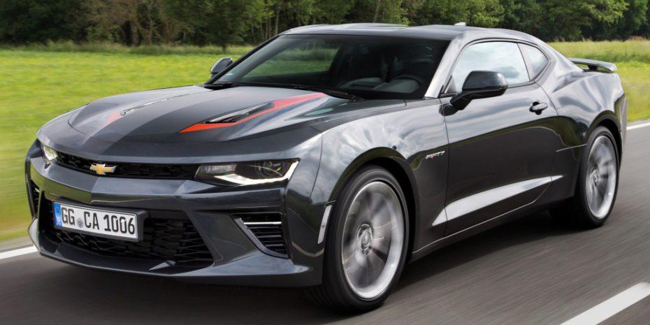El nuevo Chevrolet Camaro llega a Europa con ganas de guerra: Apuntando al Ford Mustang