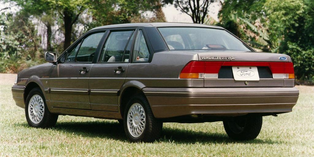 ¿Sabías que el Volkswagen Santana se vendió con marca Ford? Aquí la historia y todos los modelos compartidos