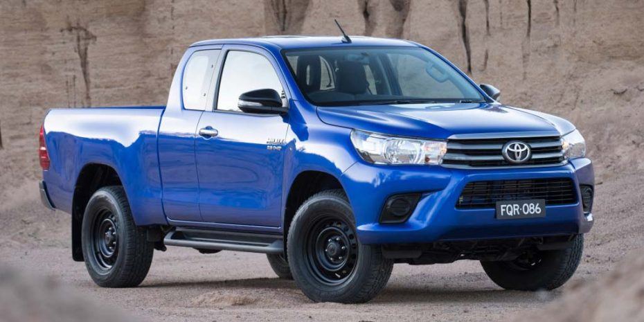 Todos los precios del nuevo Toyota Hilux para España: Desde algo más de 30.000 €