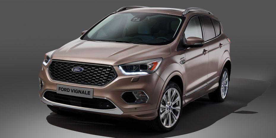 Así es el Ford Kuga Vignale de producción: Más lujo y distinción pero, ¿a qué precio?