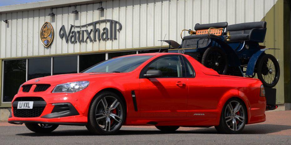 El Vauxhall Maloo LSA se presentará en Goodwood: Nada menos que 536 CV y ocho cilindros