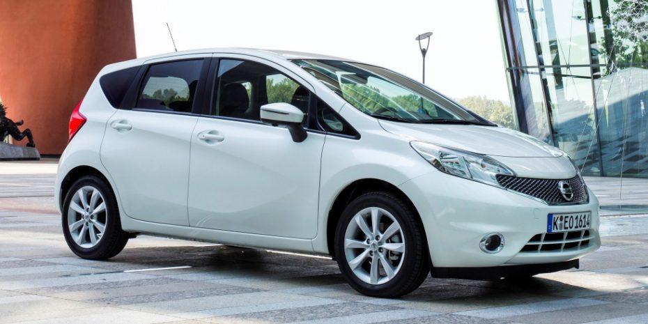 Así es la nueva gama del Nissan Note 2016: Menos versiones y motores