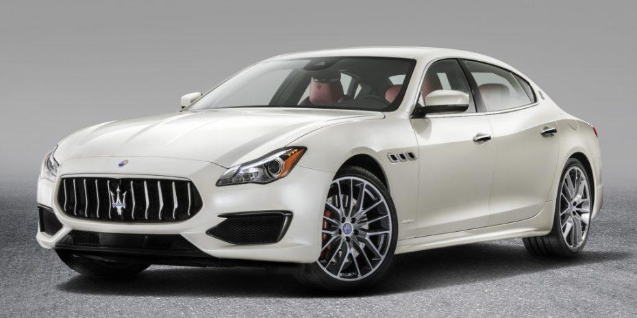 Ligero lavado de cara para el Maserati Quattroporte: Más lujo para la berlina