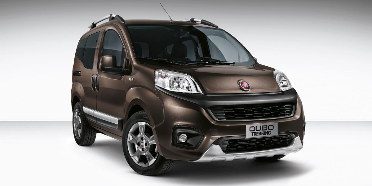 """Nueva imagen para el Fiat Qubo: Ahora más """"chulo y pintón"""""""