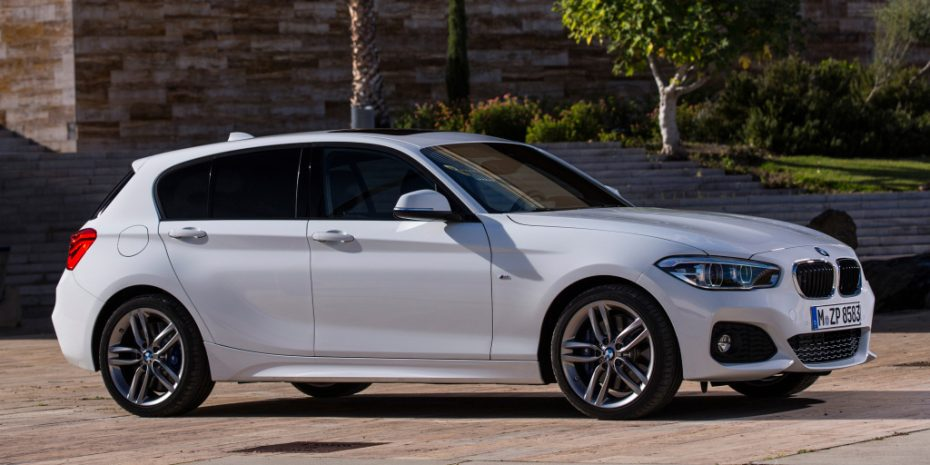 Este mes te puedes llevar un BMW Serie 1 M-Sport por algo más de 24.000 €: Con motor básico, eso sí