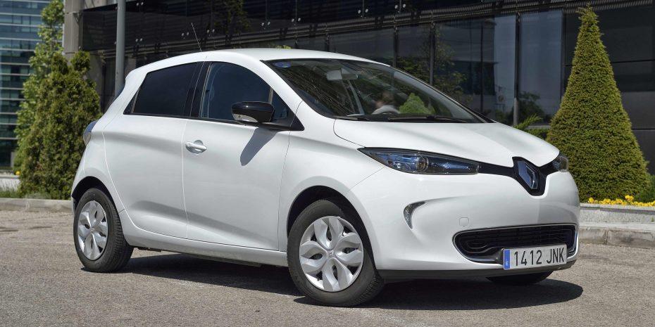"""El Renault ZOE llega a España en versión """"comercial"""": Un pequeño Van eléctrico"""