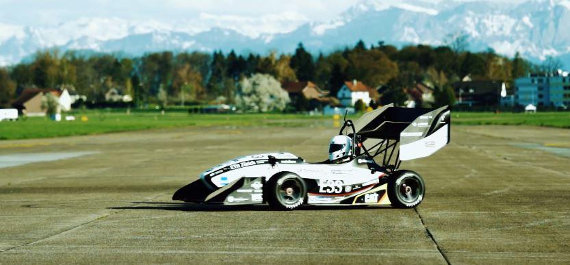 Este vehículo tiene el récord de aceleración de 0 a 100 km/h: 1.513 segundos