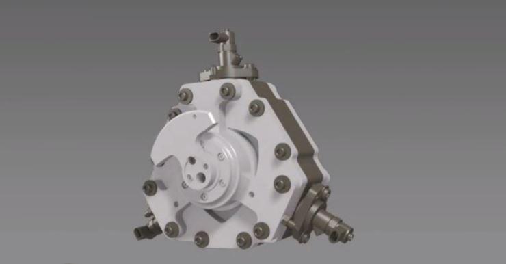 ¿Un motor 10 veces más ligero y pequeño pero con la misma potencia?: La evolución rotativa…